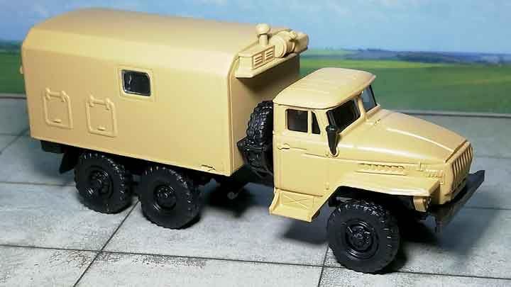 RUSAM-URAL-4320-51-400