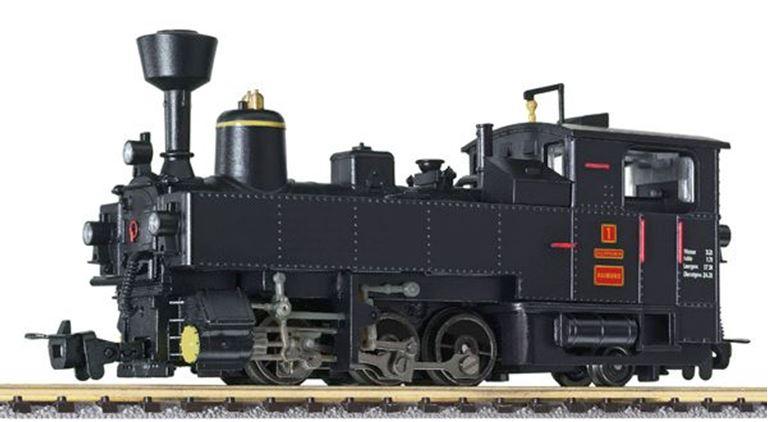 LILIPUT 141484 Паровоз-танк Typ U, H0e, III, Zillertalbahn
