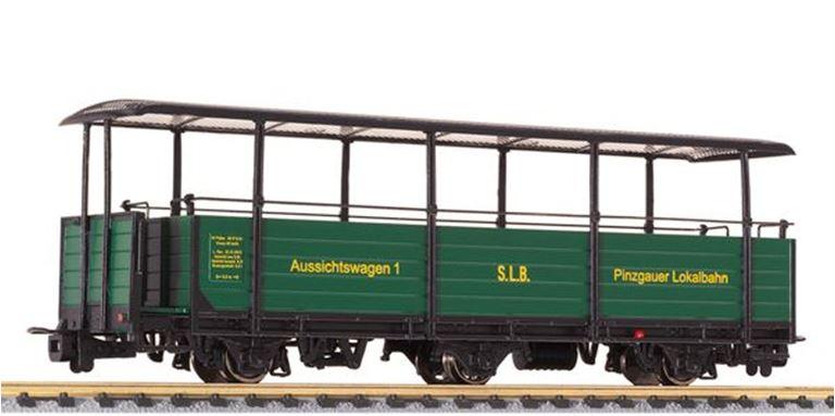LILIPUT 344411 Экскурсионный вагон 3-осный, H0e, III, SLB