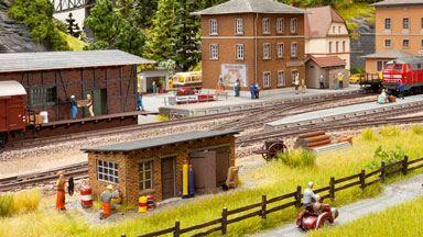 Изображение для категории Железнодорожные строения