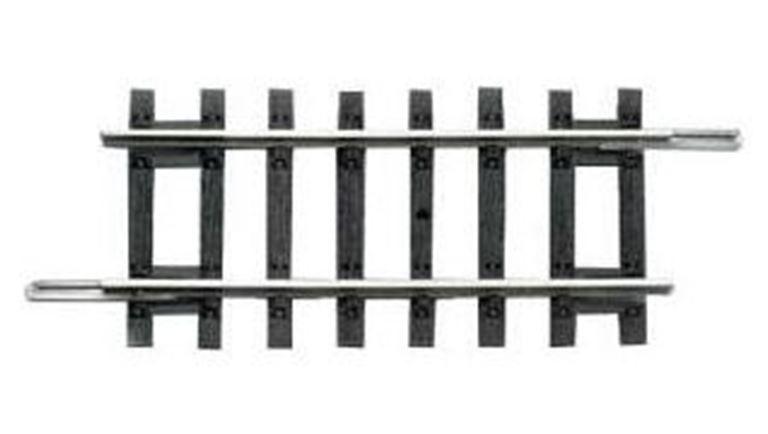 PIKO 55205 Прямой рельс на шпальной решётке G62 ~62мм, H0