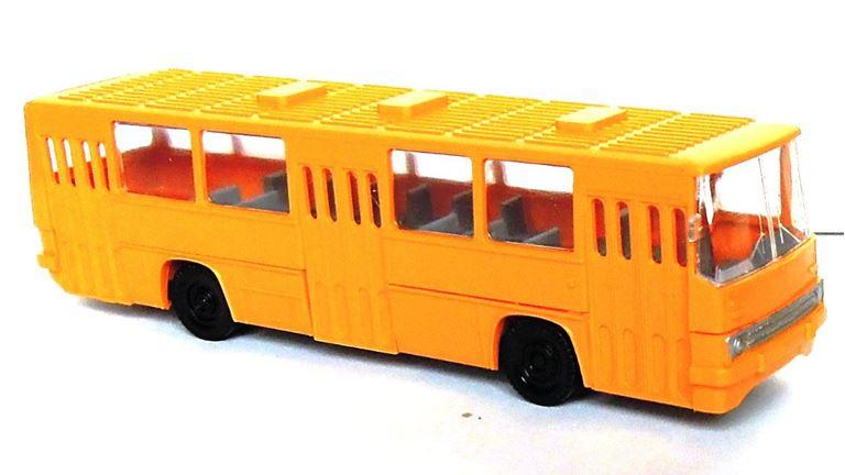 MODELLTEC 14130244 Автобус Икарус 260 с крашеным радиатором, 1:87, 1971—2002, СССР