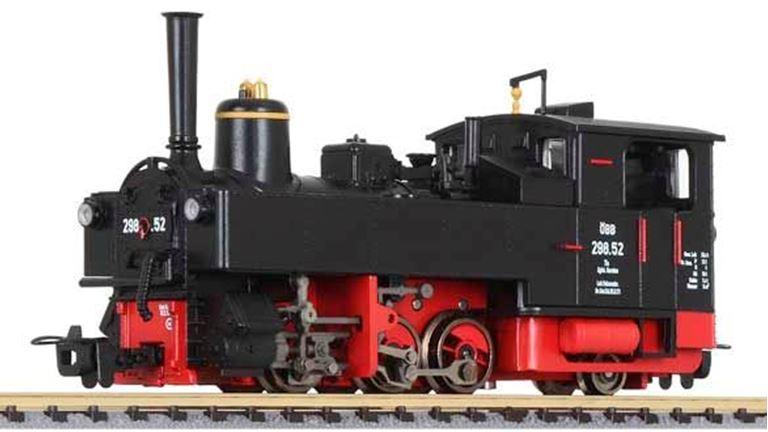LILIPUT 141488 Паровоз Typ U Reihe 298, H0e, III-IV, ÖBB