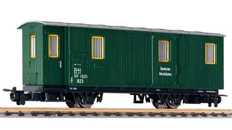 LILIPUT 371014 Почтово-багажный D/s 823, H0e, II, DRB