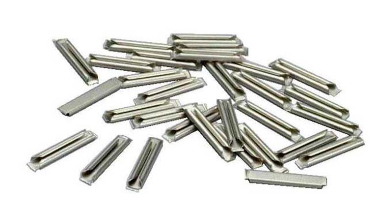 PIKO 55290 Контактные клеммы соединители для рельс (ширина 0,8 мм, 24 шт.), H0
