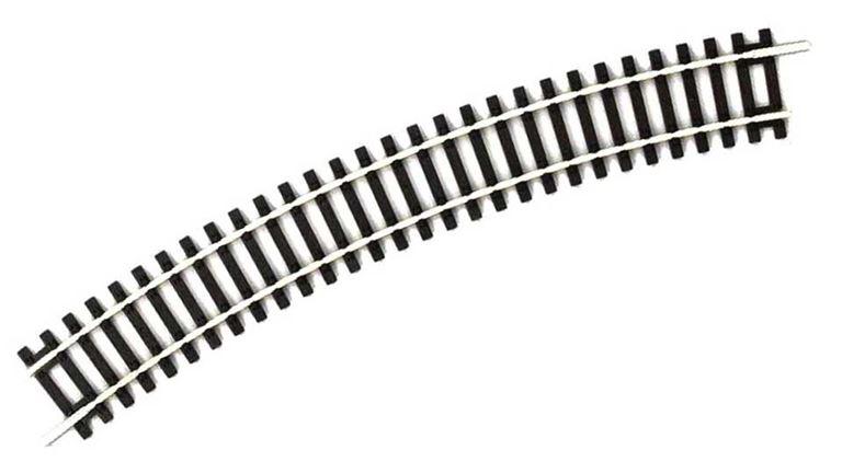 PIKO 55211 Рельс радиусный на шпальной решётке R1 R=360мм 30°, H0