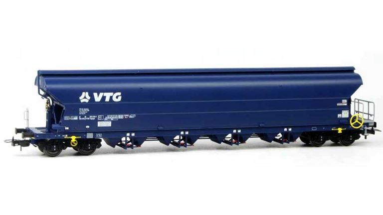 NME 505610 Хоппер зерновоз 130 м³ (#0764 616-9), H0, VI, VTG