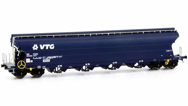 NME 505614 Хоппер зерновоз 130 м³ (#0764 669-8), H0, VI, VTG