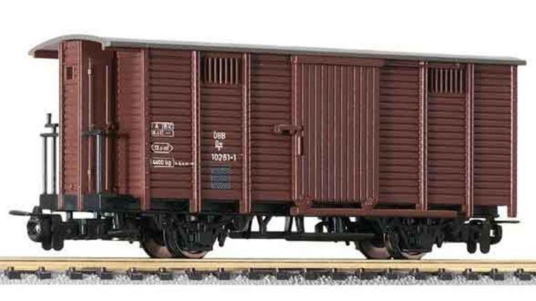 LILIPUT 294230 Товарный вагон 2-осный, H0e, III-V, ÖBB