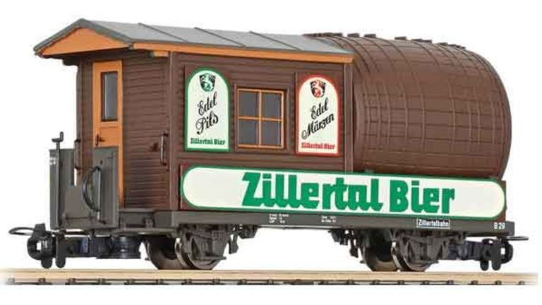 LILIPUT 240001 Вагон «Fassl'wagen», H0e, V–VI, Zillertalbahn