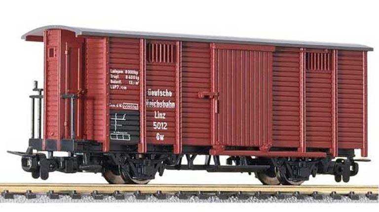 LILIPUT 294231 Товарный вагон 2-осный (Linz, Gw 5012), H0e, II, DRB