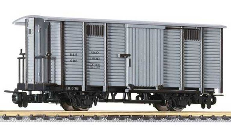 LILIPUT 294233 Товарный вагон 2-осный (G 166), H0e, IV, StLB