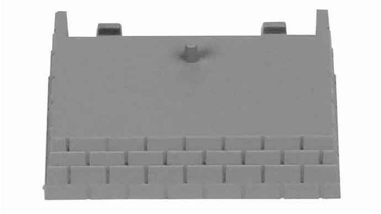 PIKO 55447 Подложка под контактную клипсу (6 шт.), H0