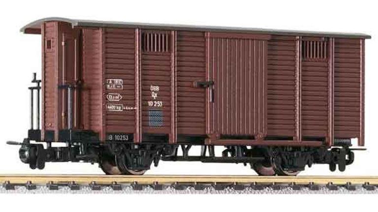 LILIPUT 294234 Товарный вагон 2-осный (Gw/s 10 253), H0e, III, ÖBB