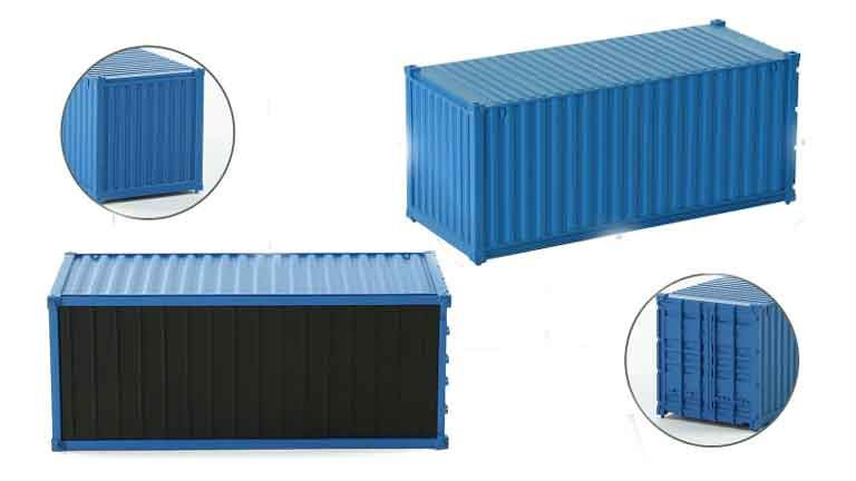 CMOD CON08720x2 blue