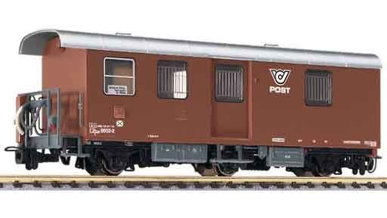 LILIPUT 344407 Почтовый вагон 3-осный F3hw/s  8502-2, H0e, IV, Mariazellerbahn