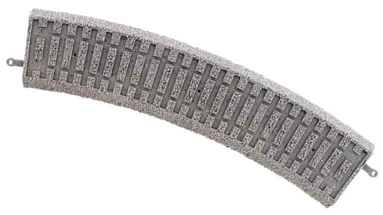 PIKO 55461 Балластная призма для рельсов PIKO R1 360мм, H0